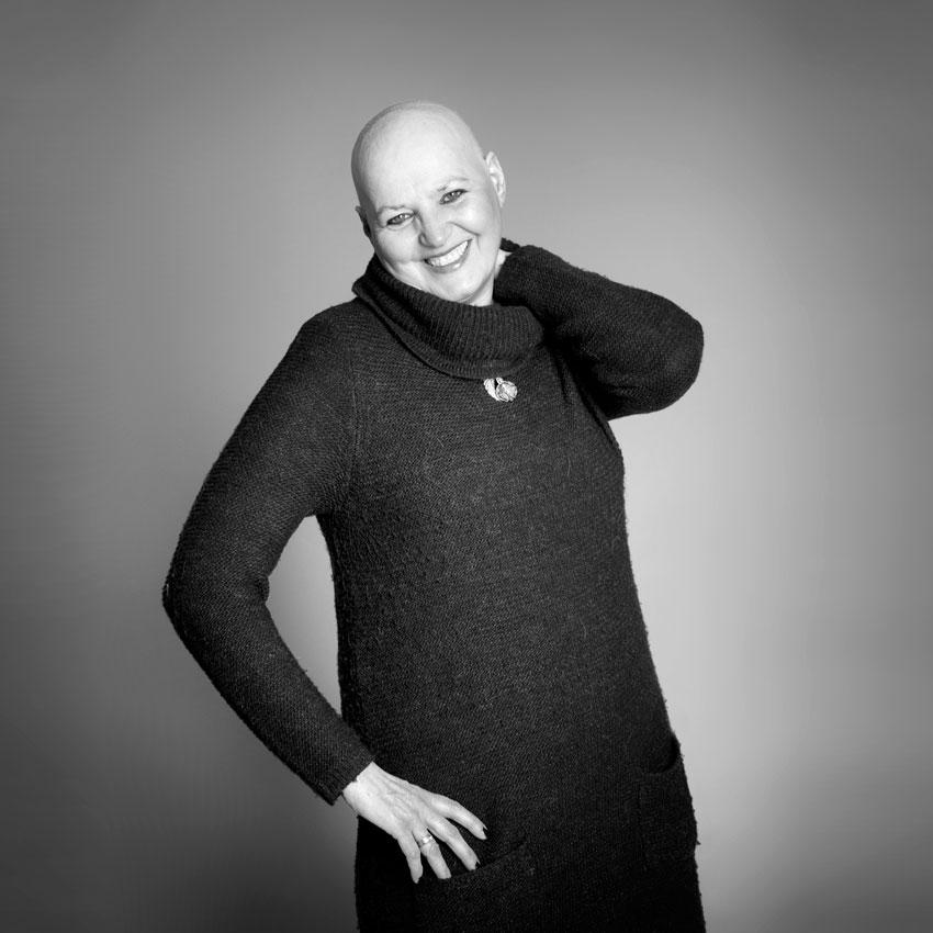 schon die zweite chemo darmkrebs